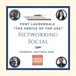 Fort Lauderdale (Broward) – Networking Social via Zoom